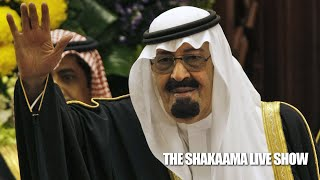 The Death of King Abdullah Bin Abdulaziz of Saudi Arabia
