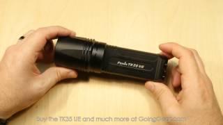 fenix TK35UE 2018 -3200 Lumen Review