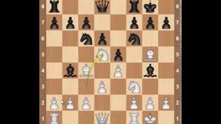 Завязка на пункте f6. Как завязать соперника на пункте f6