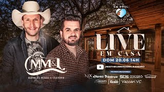 Matheus Minas & Leandro #Live Em Casa
