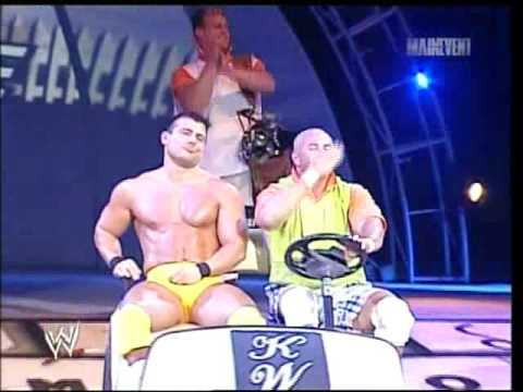 Kerwin White & Matt Striker vs Shelton Benjamin & Val Venis