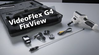 Videoinspektion - Innovation - VideoFlex G4 Fix - 082.248A