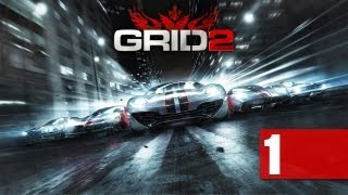 Grid 2 - Walkthrough - Part 1 - Demolition Derby