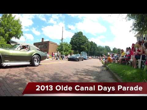 Canal Days 2013