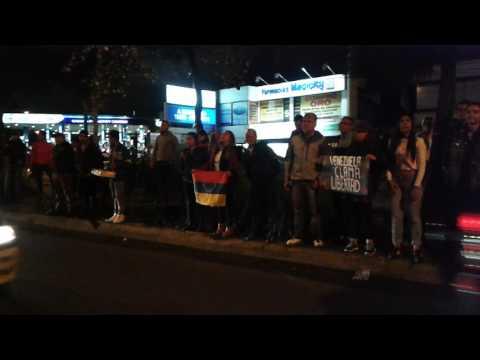 Distantes pero jamás ausentes Venezuela en Quito(2)
