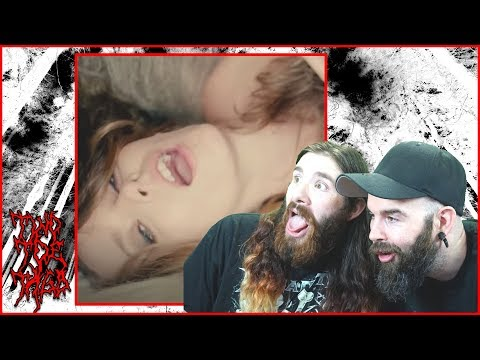 Marilyn Manson - KILL4ME (OFFICIAL VIDEO) - REACTION
