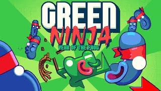 Green Ninja trailer