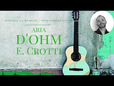 432 Hz Mantra - Aria d'Ohm - Fourth Chakra