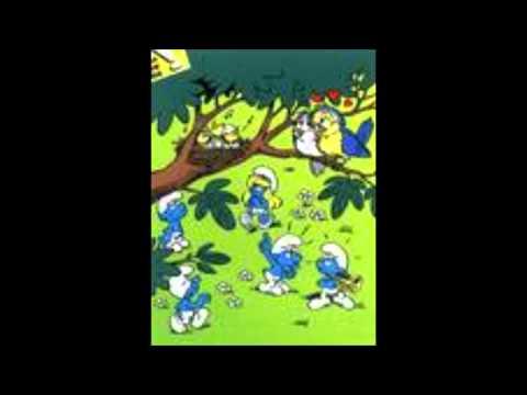 Šmoulí macarena