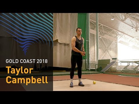 Taylor Campbell eager to prove himself on the big stage