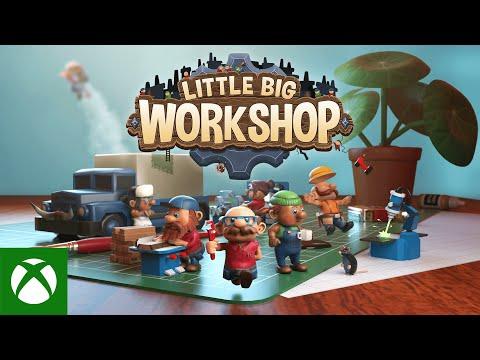 Little Big Workshop | Release Trailer