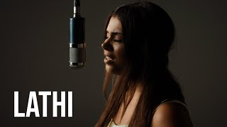 Download Lathi - Weird Genius ft. Sara Fajira (Cover by: Aïsha)