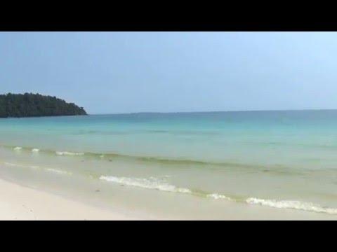 Long Set Beach | Koh Rong Island in Cambodia | Visit Koh Rong