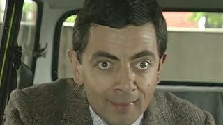Bean On The Road | Mr Bean Official