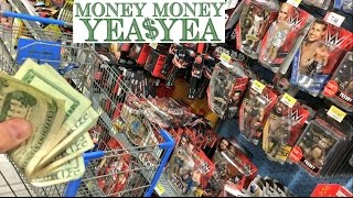 Download Video CRAZY GUY FINDS $300.00! BUYS WWE TOYS WITH STOLEN MONEY AT WALMART!! MP3 3GP MP4