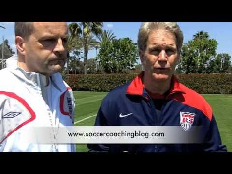 Dean Wurzberger  and Carlos Juarez on Recruiting College Soccer Players