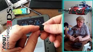 |SH21| Auge im Himmel / Tag 24 / Reparatur des 3DS Schiebepads | Let's Play SPY HUNTER | 3DS
