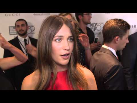 "Gone Girl: Lola Kirke ""Greta"" New York Movie Premiere Interview"