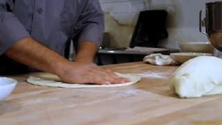 Recipe For Thin Crust Pizza : Pizza Pies