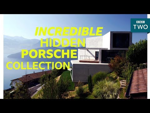 A house for a bond villain? - World's Most Extraordinary Homes - BBC Two