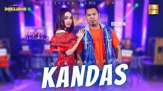 Tasya Rosmala ft Brodin New Pallapa - Kandas (Official Live Music)