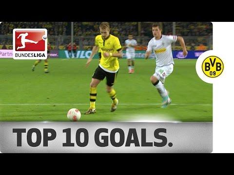 Top 10 Goals - Borussia Dortmund