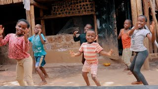 Masaka Kids Africana Dancing Happy Birthday | #StayHome & Dance With Us || Video 4