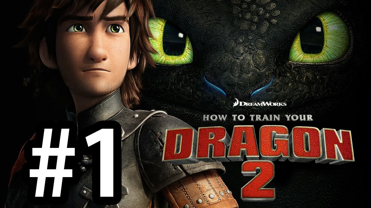 How To Train Your Dragon 2 Gameplay Walkthrough  The Beginning [part 1]