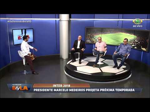 Os Donos da Bola RS 20/11/2017