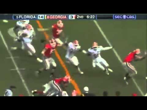 2008 #5 Florida Gators Vs. #8 Georgia Bulldogs