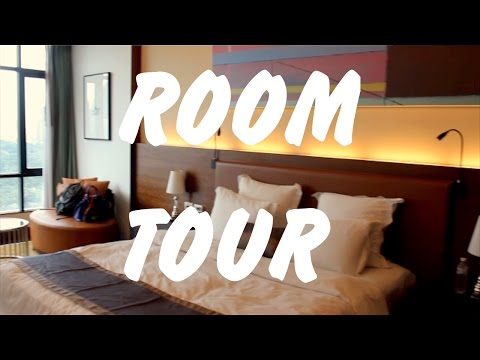 ROOM TOUR | Aetas Lumpini, Bangkok