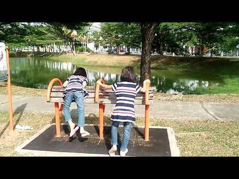 #Vlog TWINS @ Playground