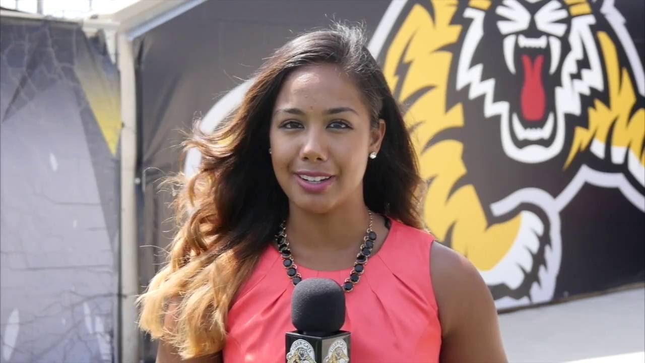 Kayla Williams Sports Reporter/Host - YouTube