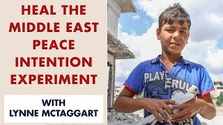 Middle Eastern Peace Experiment Live Stream