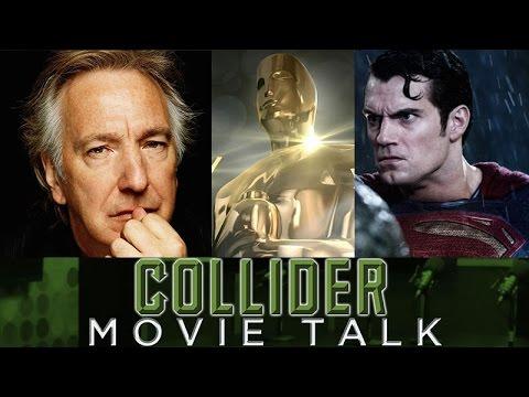 Collider Movie Talk - Oscar Nominations, Alan Rickman Passes, Batman V Superman Clip