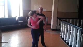 Танец ко дню влюбленных (заготовка)