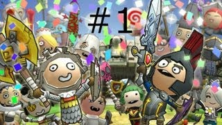 Lets Play Happy Wars Part 1