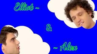 Гей клип ( Alex & Elliot)