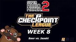The Checkpoint League (Week 8 - Baer vs. Jaaski)