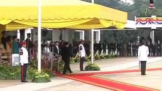 Lawatan Rasmi dua-hari Presiden China Hu Jintao ke Malaysia