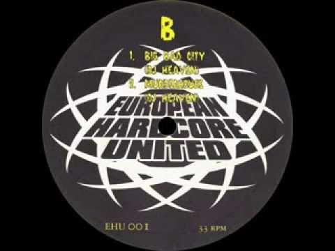 Dj Heaven - Big Bad City