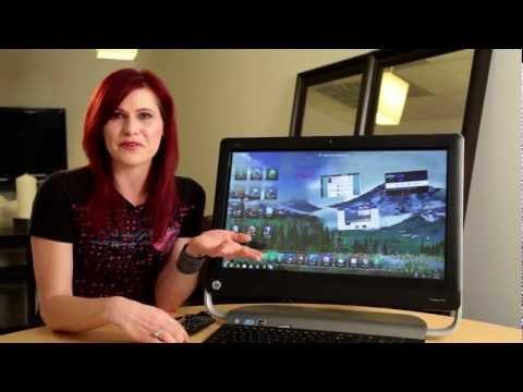 TechKnow - HP Touchsmart 520-1070 PC