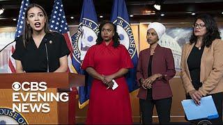 Democratic congresswomen push back against Trump's racist attacks