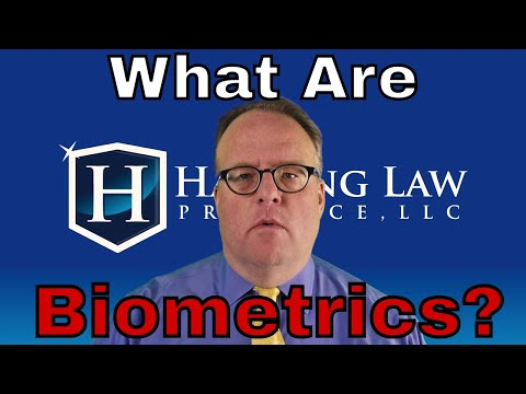 What Is Everything I Need To Know About Biometrics?