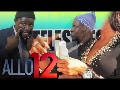 Samba Alar dans Allo 12 avec Pa Nice et Wadioubakh - Tele Senegal