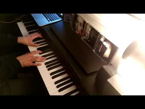 Lana Del Rey - Serial Killer (Piano Cover)