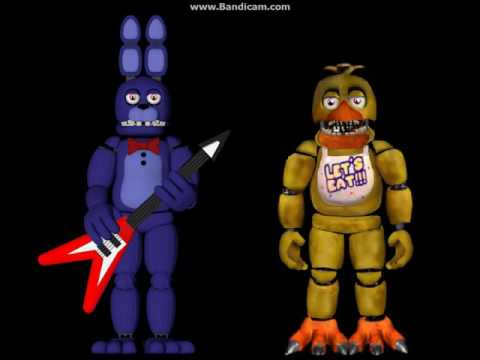 Full Download] Unwithered Freddy X Unwithered Chica