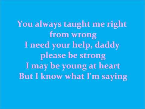 Papa Don't Preach Glee Karaoke / Instrumental