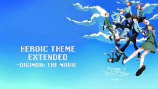 Digimon Heroic Theme Extended HQ