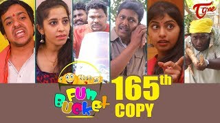 Fun Bucket | 165th Episode | Funny Videos | Telugu Comedy Web Series | By Sai Teja - TeluguOne